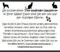 Pfotensitter: Hunde in Neuburg a.d.Donau